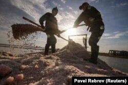 Лічыцца, што ружовую соль немагчыма стварыць у лябараторыях