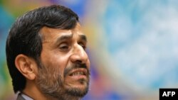 Despite the ongoing sanctions, President Mahmud Ahmadinejad has said he is open to talks with Washington