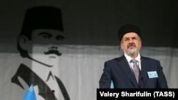 Председатель меджлиса крымских татар Рефат Чубаров.