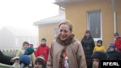 Benita Ferrero Waldner în cursul recentei vizite în R. Moldova