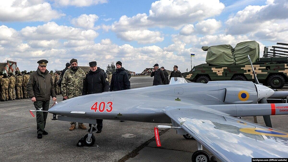 Испытания Bayaraktar: в СНБО заявили о «качественно новый уровень» беспилотной авиации Украины