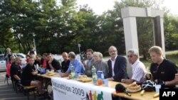 Під час відзначення 20-річчя «панєвропейського пікніка»