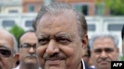 Пакистандын президенти Мамнун Хусейн