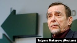 Human rights activist Lev Ponomaryov (file photo)