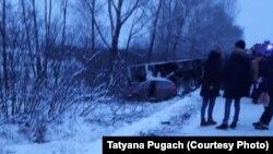 Авария на трассе Новокузнецк – Междуреченск