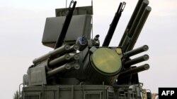 Російський протиповітряний комплекс «Панцир-С1»