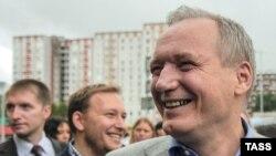 Belarusian poet and activist Uladzimer Nyaklyaeu
