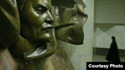 Станцыя мэтро «Плошча Леніна». Фота Андрэя Лянкевіча