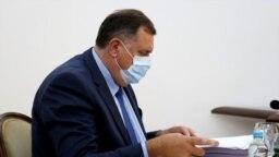 Milorad Dodik, član Predsjedništva Bosne i Hercegovine te predsjednik Saveza nezavisnih socijaldemokrata (SNSD)