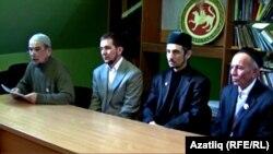 Члены казанской мусульманской организации «Аль-Ихлас».