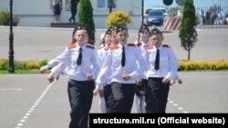 Военно-патриотический конкур «Сыны и дочери Отечества», Севастополь, 24 июня 2017 год