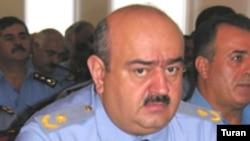 Bakı şəhər Baş Polis İdarəsinin rəis müavini Yaşar Əliyev