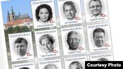 Кандыдаты на прэзыдэнта Чэхіі