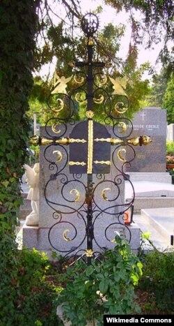 Thomas Bernhard-ın Vyana qəbiristanlığındakı qəbri