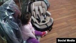 В последнее время водители стали чаще использовать детские кресла. Впрочем, если исходить из данных проведенного исследования, все равно их всего 6%