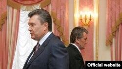 Два Виктора никак не могут поделить одну Украину