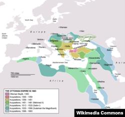 Osmanlı İmperiyası ən güclü vaxtında, 1683