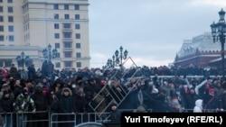 В декабре 2010-го недовольство тем, как расследуется убийство Егора Свиридова, вылилось в массовые беспорядки