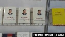 Knjige kineskog predsjednika Si Đinpinga takođe u ponudi.