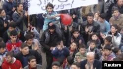 Сирија, деновиве