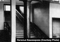Парадная лестница – вилла Балицкого