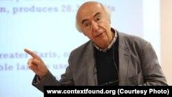 Жак-Франсуа Тисс // www.contextfound.org