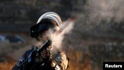Эпизод столкновений между израильтянами и палестинцами, 8 декабря 2017, в окрестностях Рамаллы
