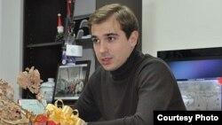 Претседател на Унија на Млади сили на ВМРО- ДПМНЕ Диме Спасов