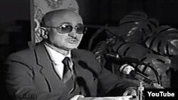 داکتر محمد اکرم عثمان ادیب و داستان نویس نامدار افغانستان