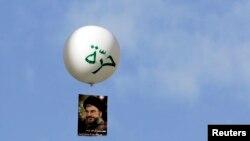 حسن نصرالله، رهبر حزبالله لبنان است.