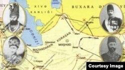 """""""XVIII-XIX"""" əsr Əfşarlar və Qacarlar dövrünün görkəmli Azərbaycan türkləri"""""""
