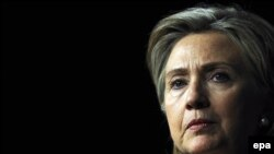 """U.S. Secretary of State Hillary Clinton: """"A real sea change in the commitment we've seen..."""""""