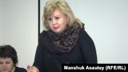 Марианна Гурина, президент общественного фонда «Улагатты жануя».