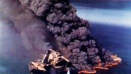 سکوی نفتی ایرانی سلمان (ساسان)