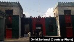 У тюрьмы в афганской провинции Нангархар после нападения боевиков. 3 августа 2020 года.