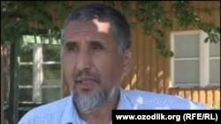 Өзбек босқыны Мухиддин Құрбанов