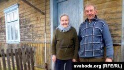 Мікалай і Юлія Радкевічы жывуць разам амаль 60 гадоў