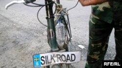 """Дорога должна быть мирового класса. Такой, чтобы даже велосипедисты по дороге Шелкового пути, не страдали от неполадок своих """"коней"""""""