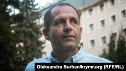 Володимир Балух, вересень 2019, Київ, Феофанія