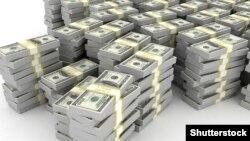 Dollarlar. ©Shutterstock