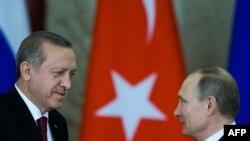 Nakom popravljanja odnosa između Turske i Rusije, Vladimir Putin je potpisao dekret o ukidanju dijela sankcija