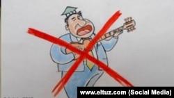 Tar, Cartoon, Uzbekistan