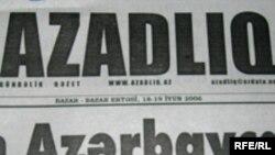 «Azadlıq» qəzeti «Prezidentdən bağışlanmasını istəyən jurnalistlər kimlərdir?» sualına aydınlıq gətirir