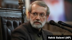 A growing number of conservatives are said to already be fighting for the leadership post that has been held for the past 12 years by the relatively pragmatic Ali Larijani.