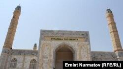 Разнообразие мечетей Кыргызстана