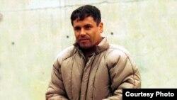 Мексиканский наркобарон Хоакин Гусман Лоэра
