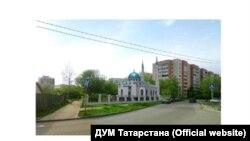 "Проект мечети ""Рахматулла"""