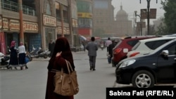 Шаҳри Қошғар