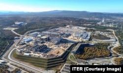 Францияның Прованс аймағында орналасқан Халықаралық термоядролық тәжірибелік реактор (International Thermonuclear Experimental Reactor - ITER).