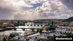 Pogled na Prag